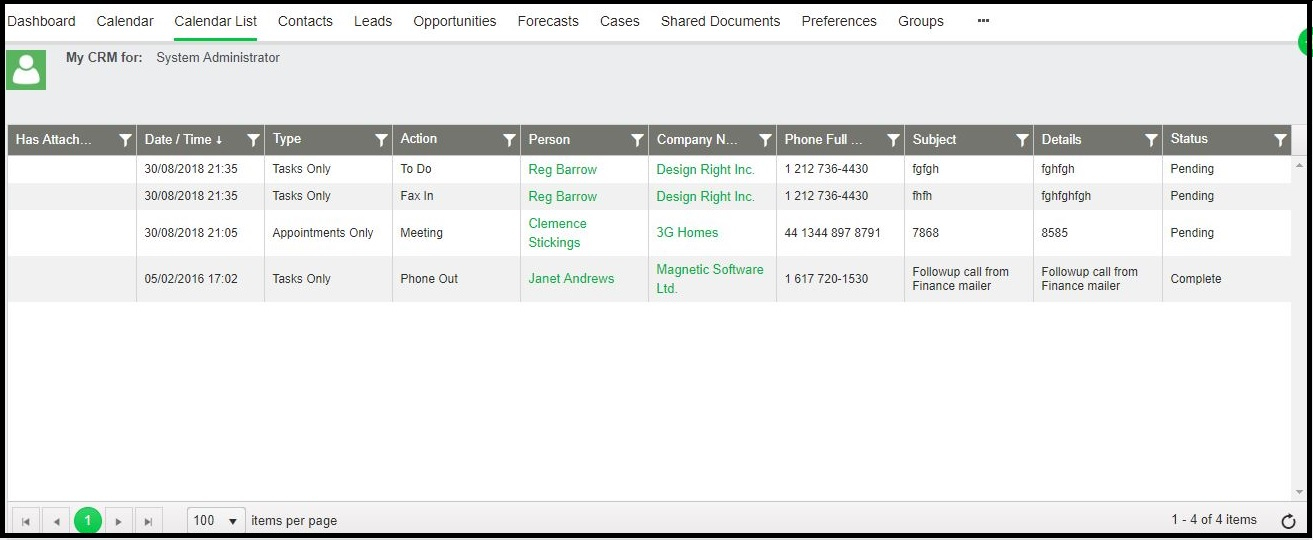 How To Enable Export To Excel On Calendar List In Sage Crm Pertaining To Export Excel To Calendar