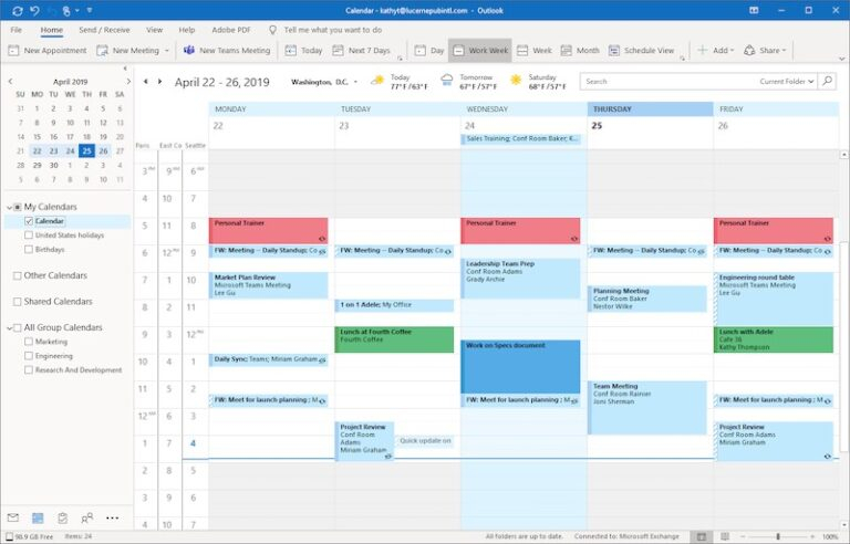 How To Export Microsoft Outlook Calendar To Excel Csv File For Export Excel To Calendar