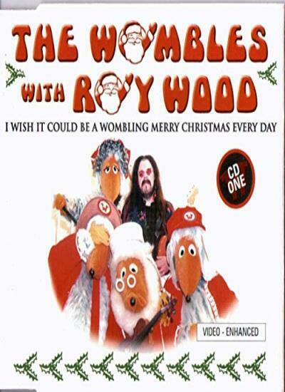 I Wish It Could Be A Wombling Merry Christmas Every Day With Regard To Every Day Is A Holiday