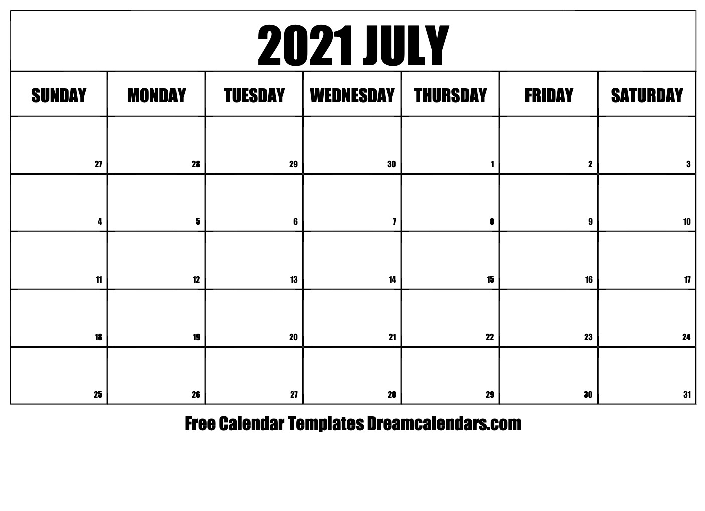 July 2021 Calendar | Free Blank Printable Templates Within Printable Sunrise And Sunset Calander 2021