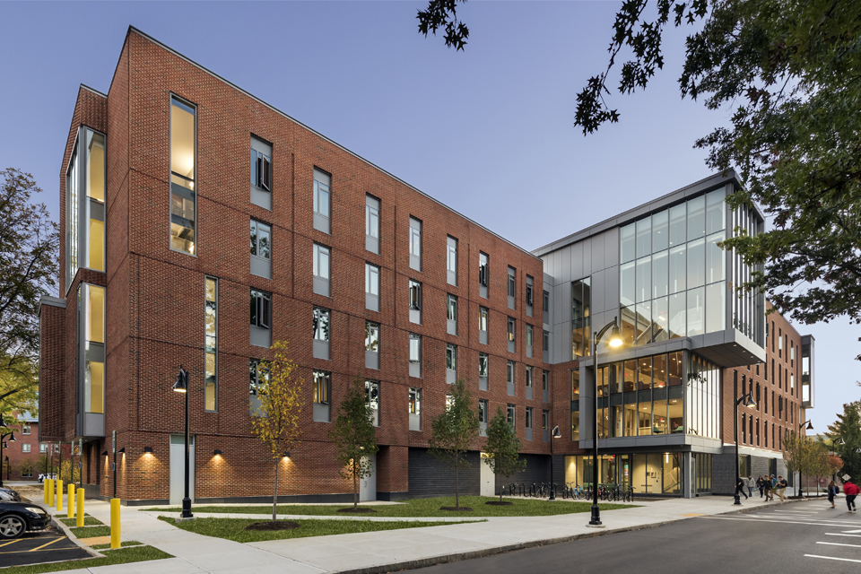 Keene State College Living & Learning Commons   Engelberth With Regard To Academic Calendaer Keene State