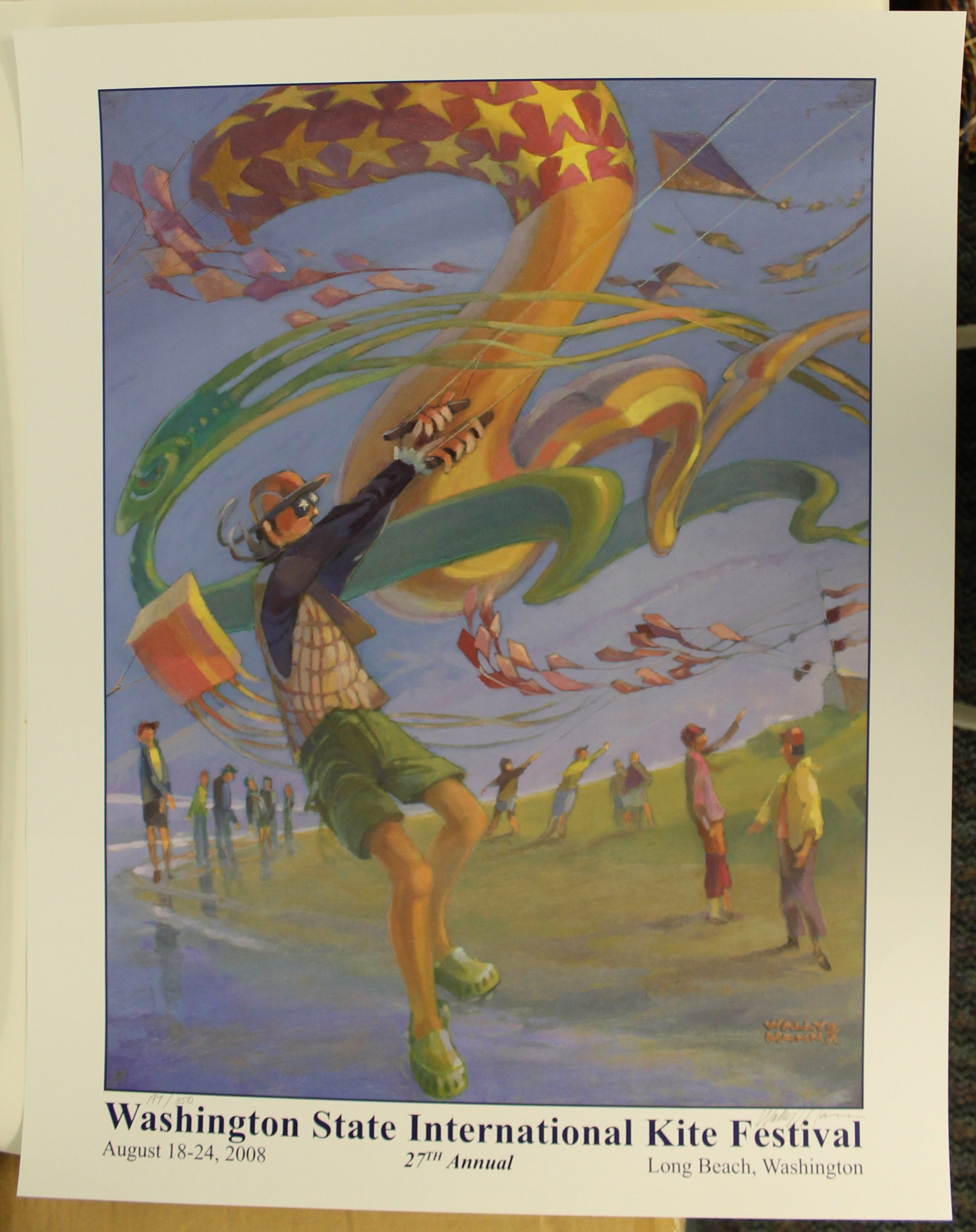 Kite Festival Poster Contest – World Kite Museum With Long Beach Washington Events 2021