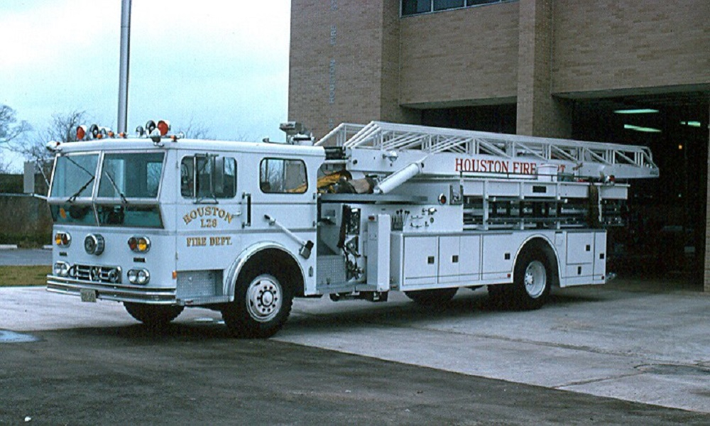 Ladder 68 - Houston Firehouse 68 With Houston Fire Department Shift Schedule