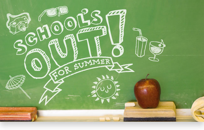 Lainey'S Life Lessons: School'S Out For Summer! With When Does Sinclair'S Summer Term End