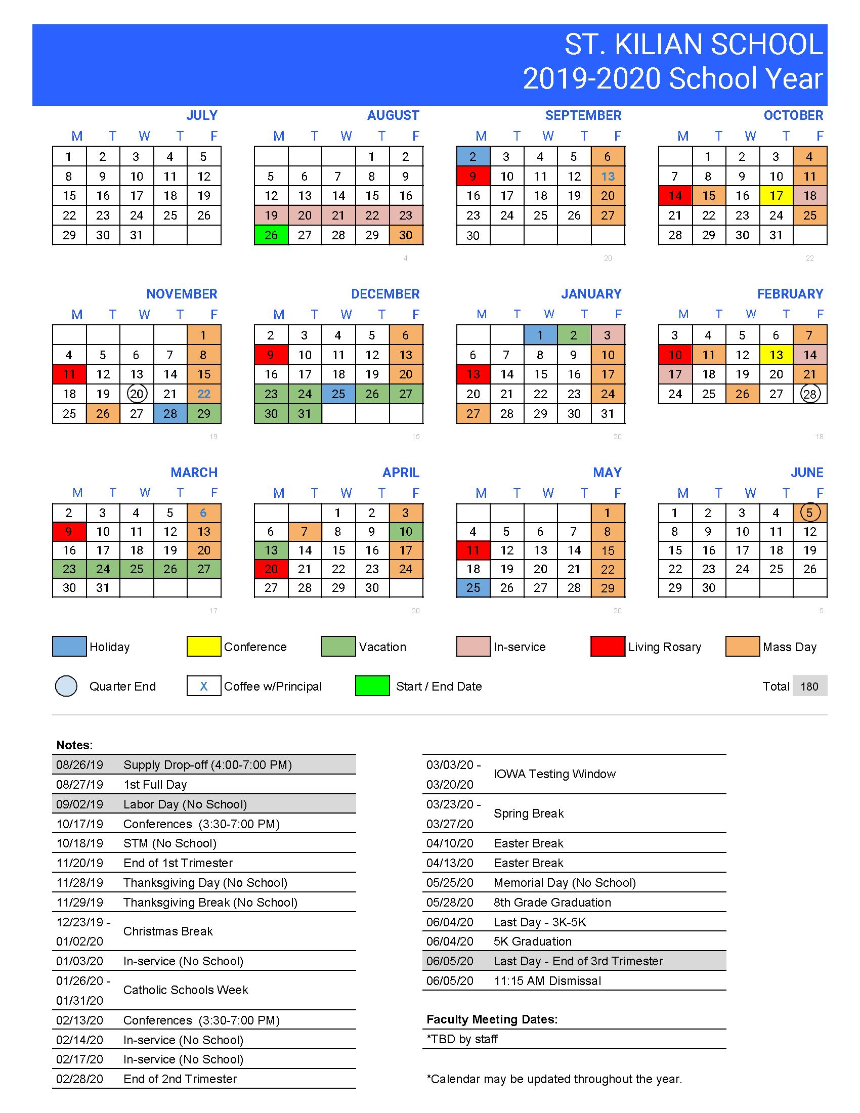 Las Cruces Isd Calendar | Printable Calendar 2020 2021 With Fort Worth Isd Calendar 2021