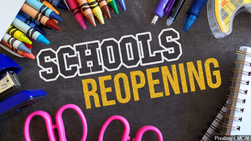 List: Southern Colorado School Districts Share Back To Inside Colorado Springs School District 20 Calendar