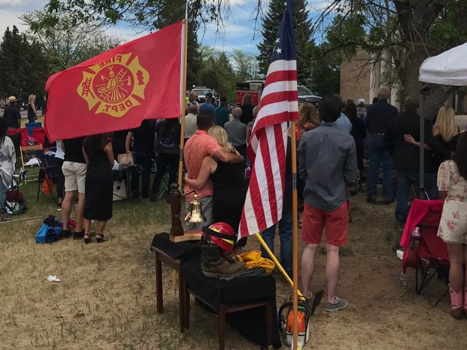 Local Firefighter Memorialized After Fatal Crash On Hwy 24 Throughout Colorado Springs School District 20 Calendar
