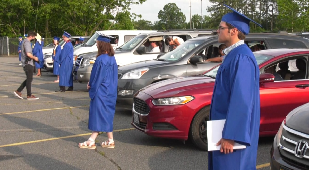 Madison County High School Celebrates Students With Drive With When Does Mifflin County High School Gradutation Is