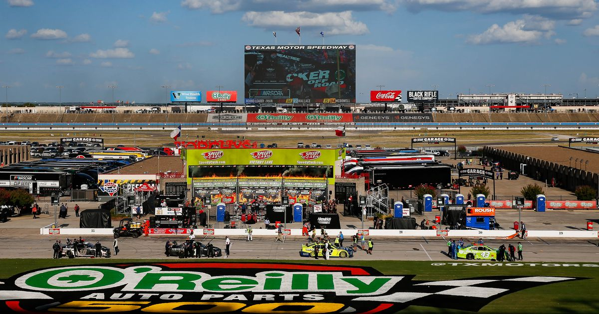 Nascar All Star Race Headlines Revamped 2021 Schedule At Throughout Texas Tech Holiday 2021