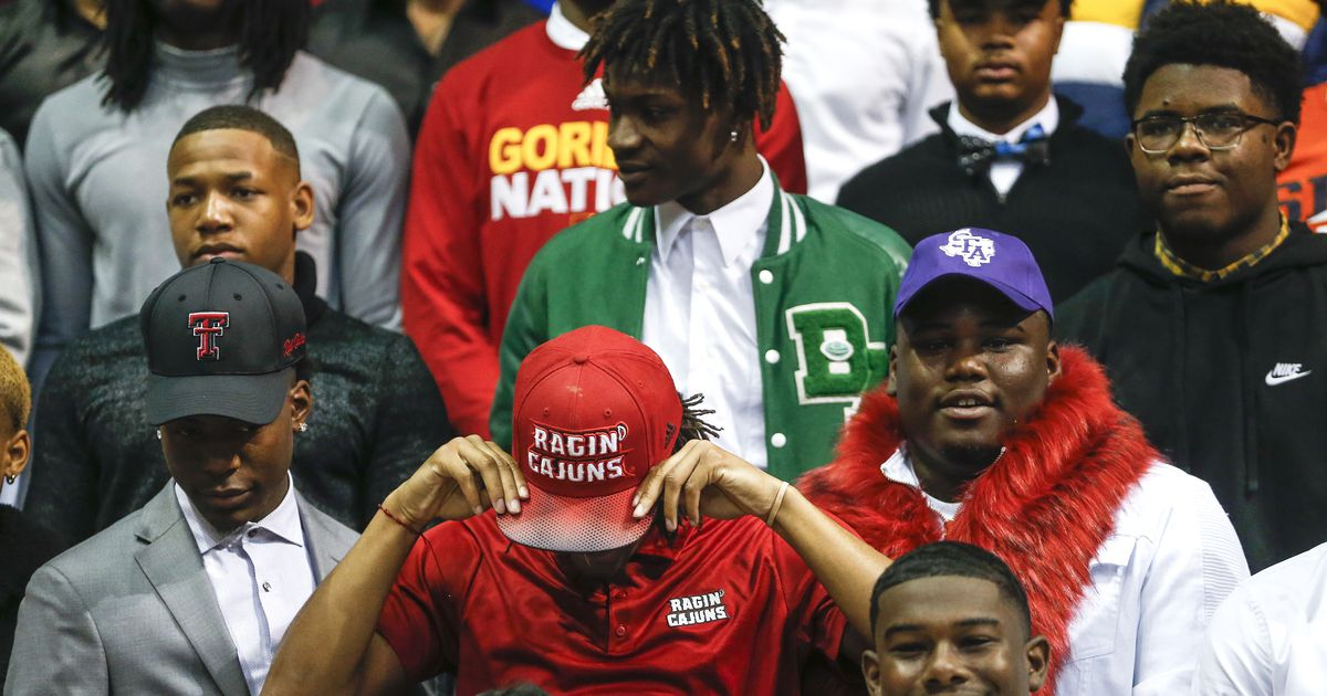 National Signing Day Central: Lists Of Signees, Looking For Texas Tech Holiday 2021