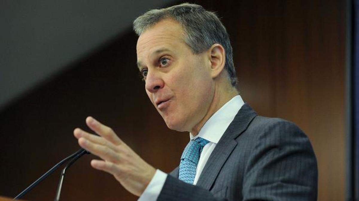 New York Attorney General Eric Schneiderman Fires Back At For Attorney General Calendar