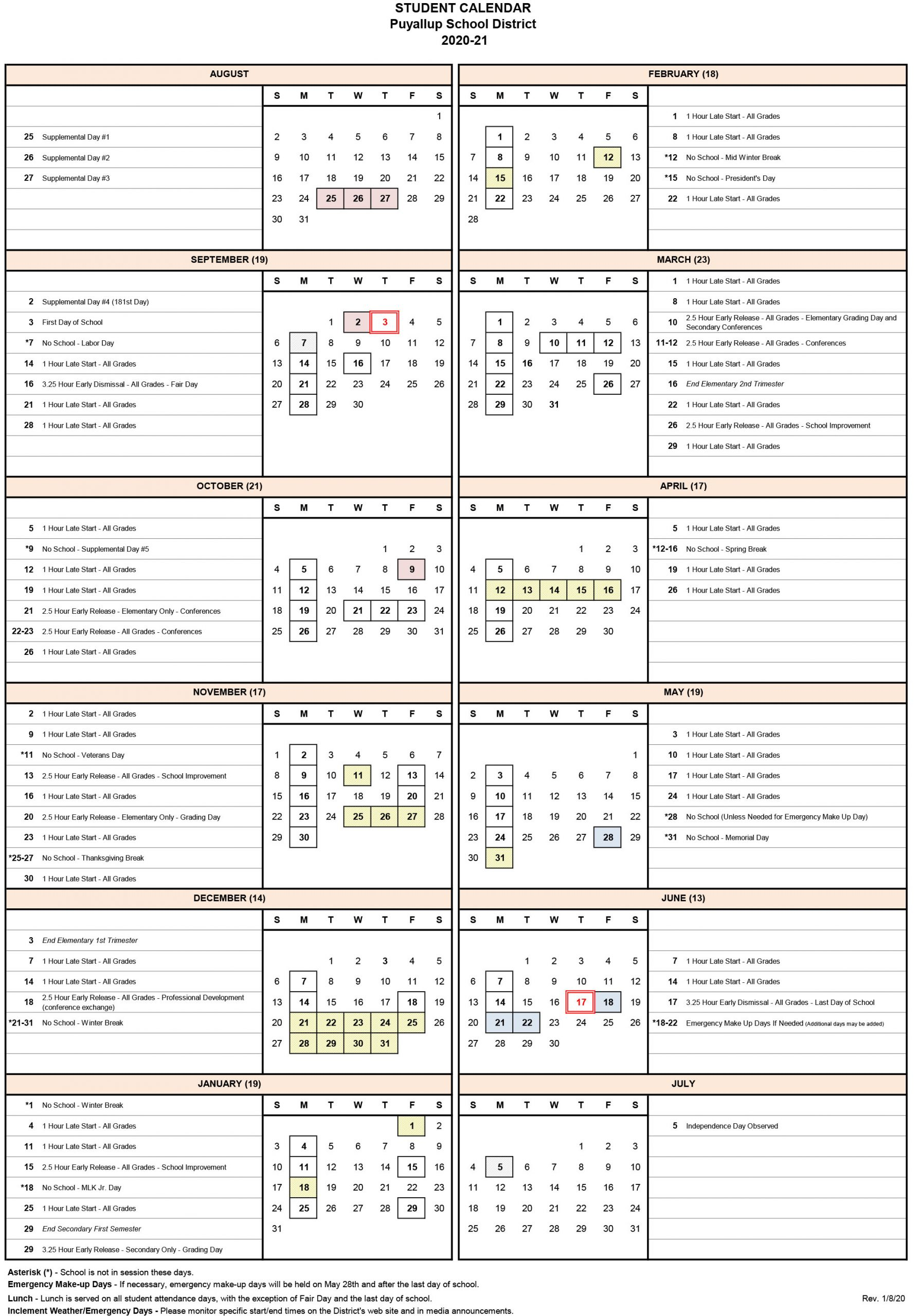 Ny Times Editorial Calendar | Printable Calendar 2020 2021 Inside Las Cruces School District Calendar 2020 2021