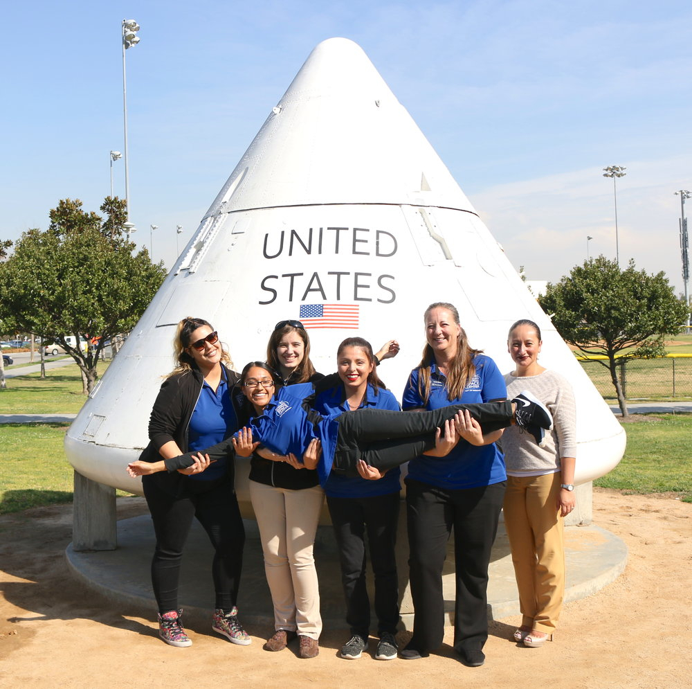 Our Team — Columbia Memorial Space Center Throughout Downey Unified School District Schedule