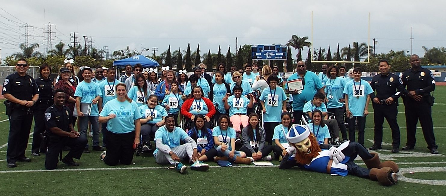 Out & About // Donna Visits A Celebration Of Special Inside Downey Unified School District Schedule