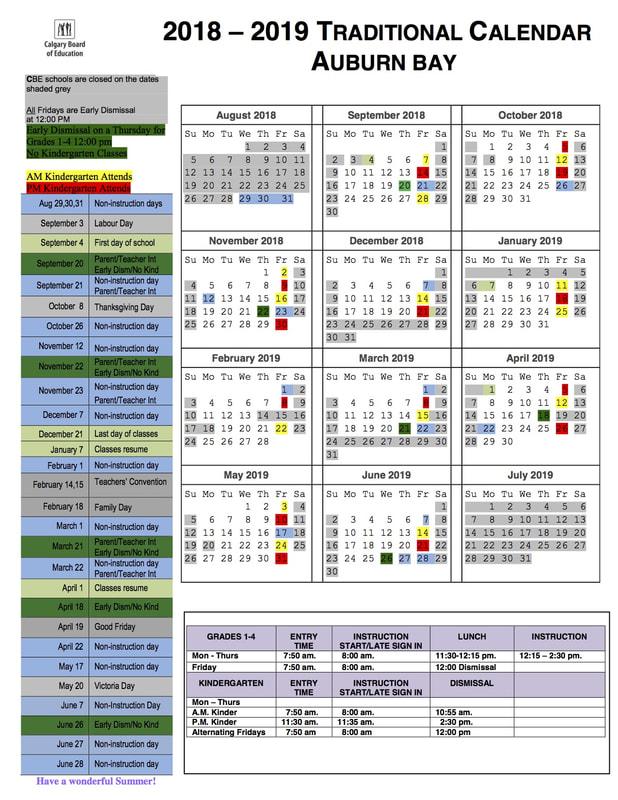 Parent Documents - Rm.179 & 180 ~ Kindergarten ~ 2018 2019 Throughout Mnps 2021 Printable