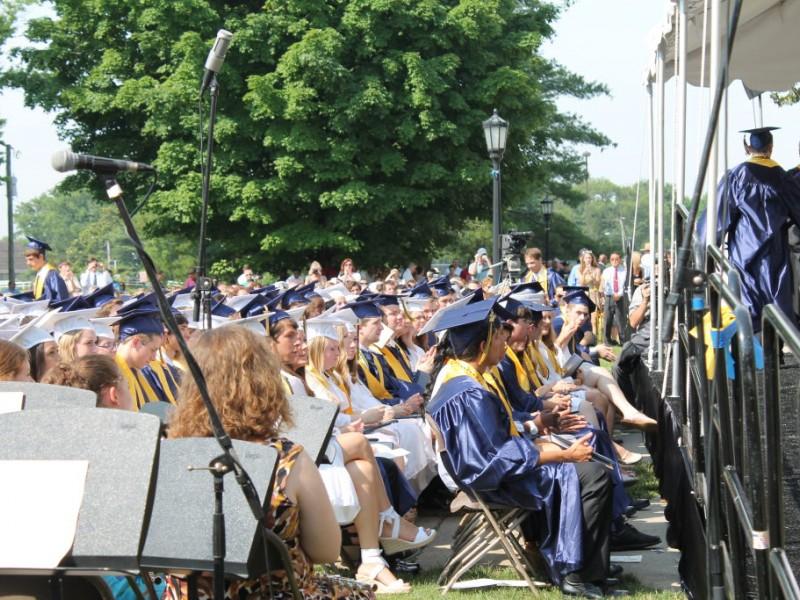 Photo Gallery: Loudoun County High School Graduation With When Does Mifflin County High School Gradutation Is