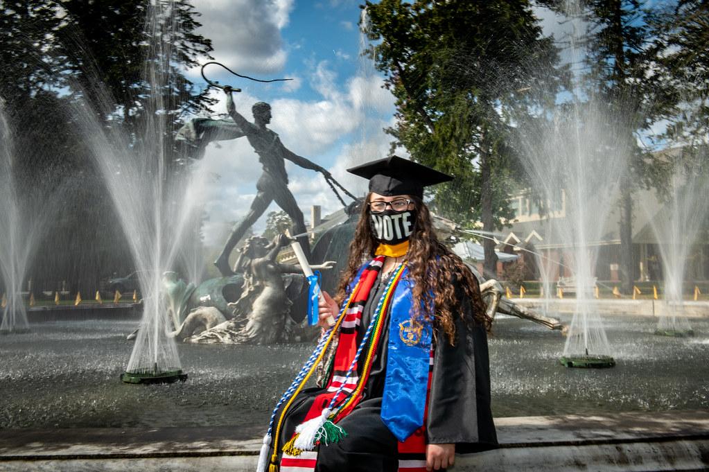 Photos & Videos   Georgian Court University, New Jersey In Gcu Fall 2021 Graduation