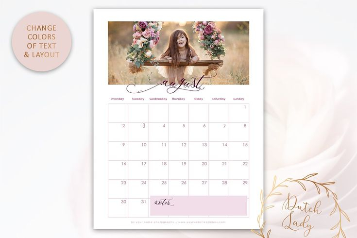 Psd Photo Calendar Template 2021 #1 In 2020   Calendar Regarding 454 Calendar 2021