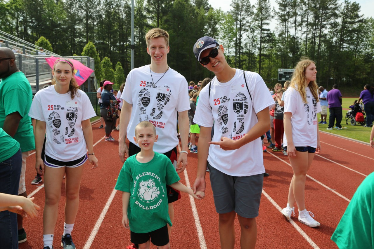 Ravenscroft Hosts Wake County Special Olympics – Carolina In Wake County Track Out Calendar