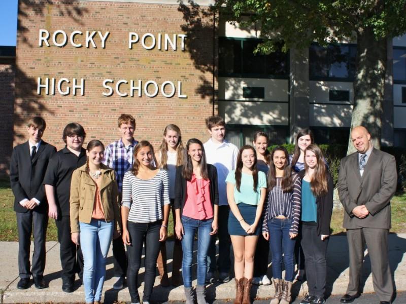 Rocky Point High School Students Earn Ap Honors | Miller Inside Miller Place School Calander