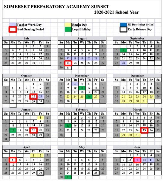 School Calendar 2020 2021 – News And Announcements Inside Miami Dade Public School Calendar 2020 2021