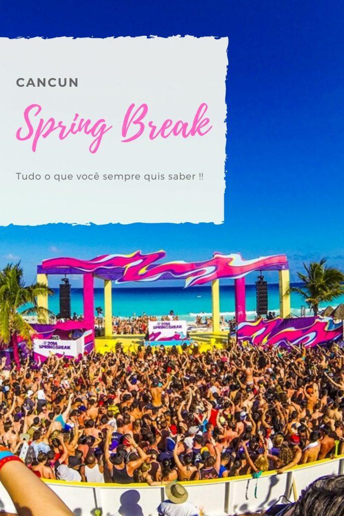 Spring Break Cancun : Tudo O Que Você Sempre Quis Saber Pertaining To Delaware Spring Break
