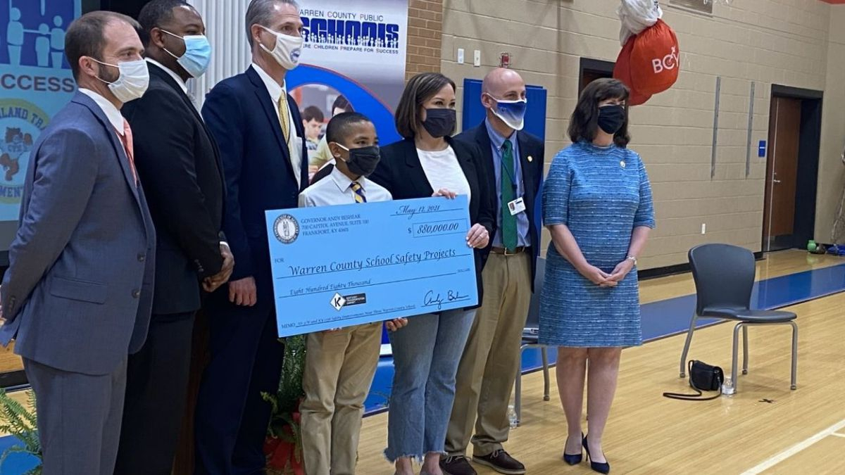 State Allocates $880,000 For Traffic, Pedestrian Safety At For Warren County Ky School Calendar 2021
