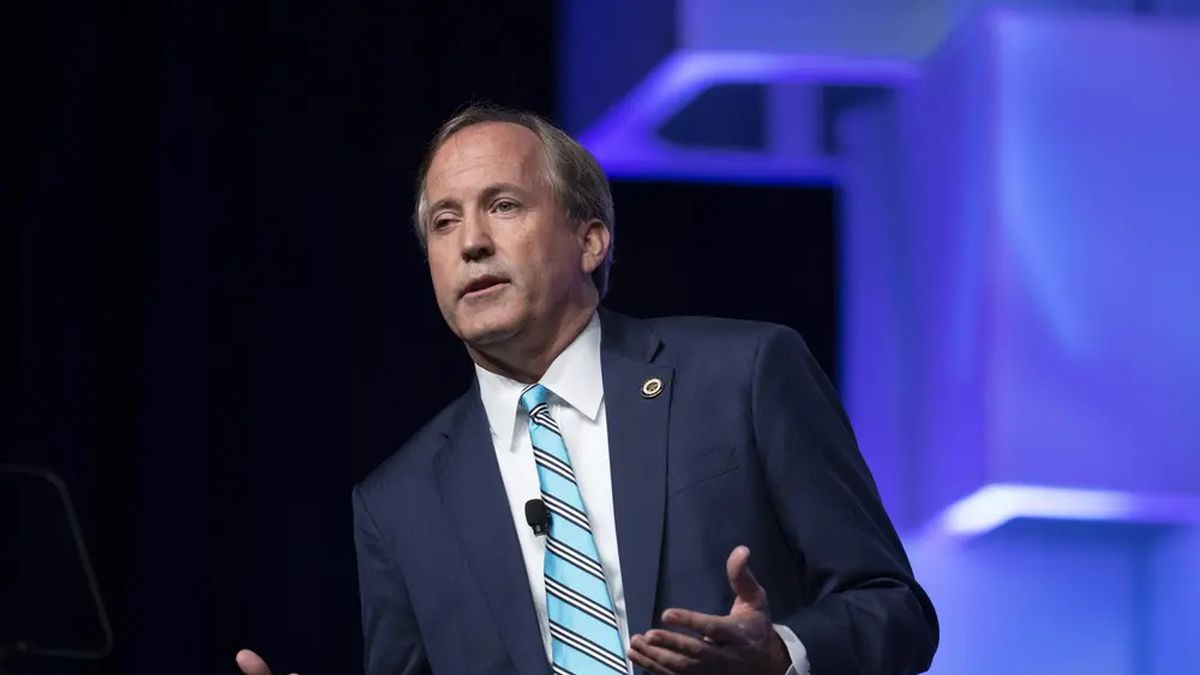 Texas Attorney General Challenging Wisconsin Election Pertaining To Sticker Calendar Tx Attorney General