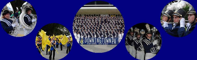 The Dhs Blue & Gold Marching Band Is Headed To The Rose Bowl! Within Downingtow West High School Calendar