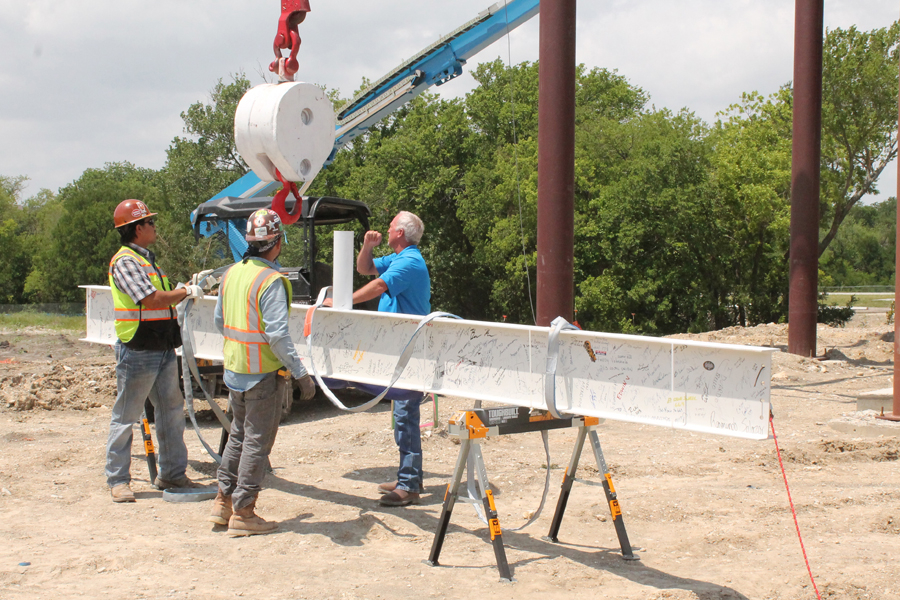 Topping Out Held At Collin College Wylie Campus Regarding Collin Couty College Calendar