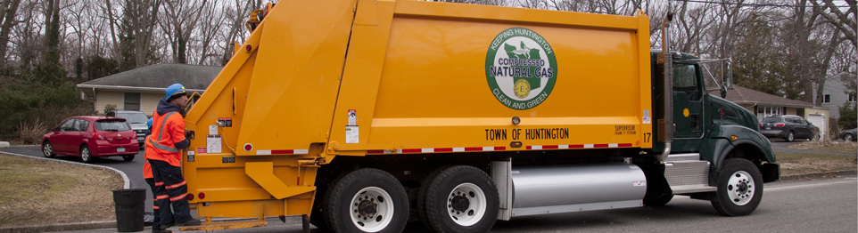 Town Of Huntington Sanitation Worker Killed | The for Town Of Oyster Bay Curbside Bulk Sanitation