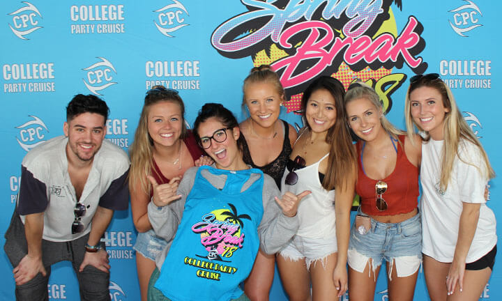 Trip Details   College Party Cruise - Spring Break 2021 Inside When Is College Spring Break 2021