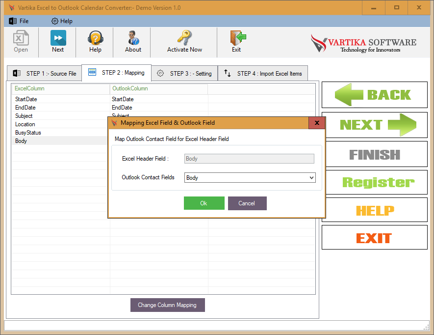 Vueminder Pro And Ultimate Help - Export Tasks Throughout pertaining to Export Excel To Calendar
