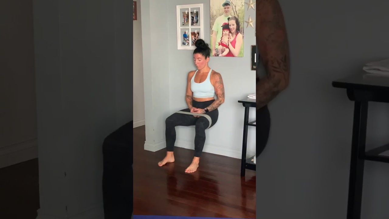 Wall Sit In Outs – Youtube For Sit Up Challenge 2021