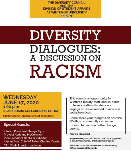 Winthrop University: Office Of Diversity & Student Engagement Intended For Osa Calendar Oakland