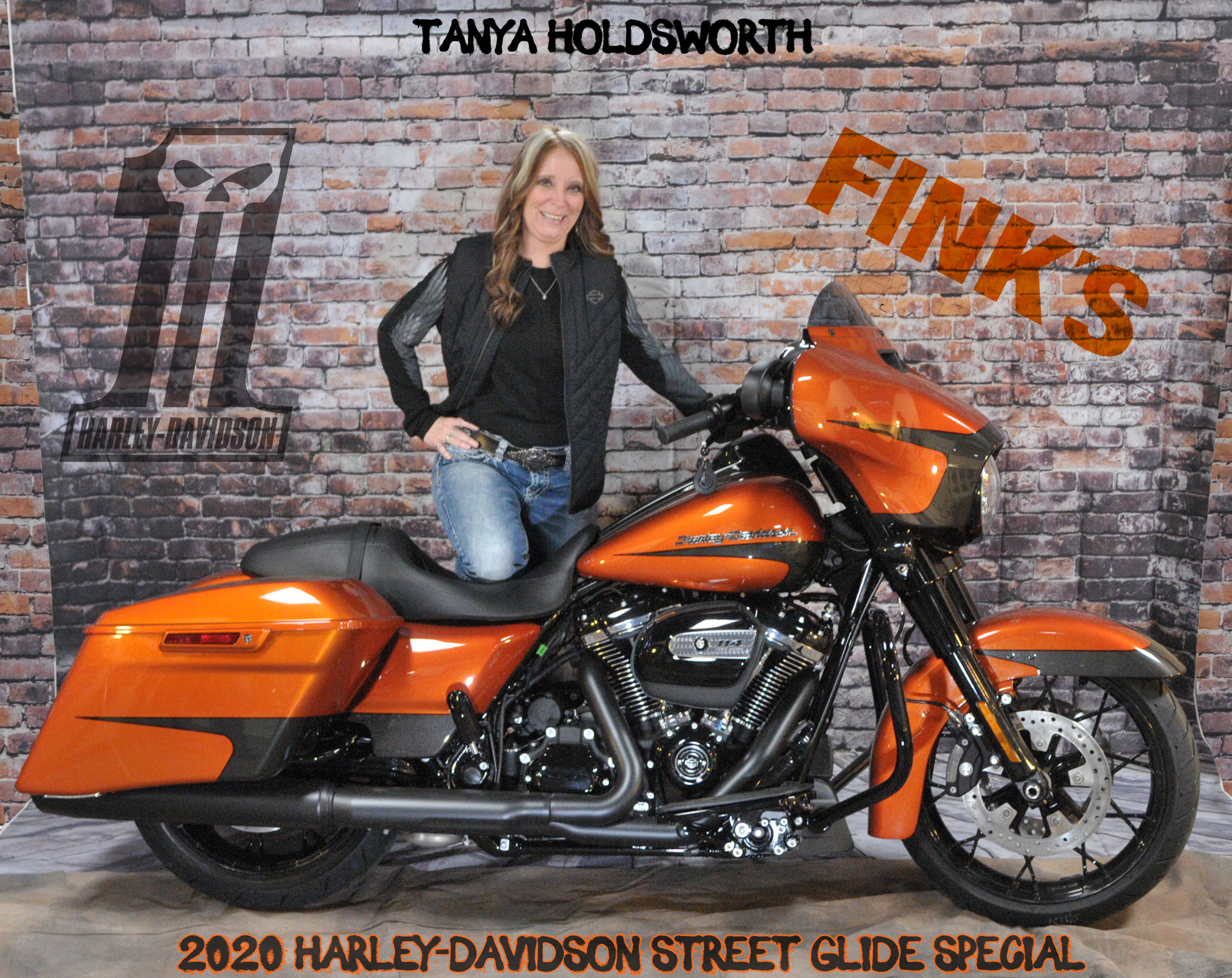 Women Of Fink'S Harley Davidson® Calendar | Fink'S Harley With 454 Retail Calendar 2021